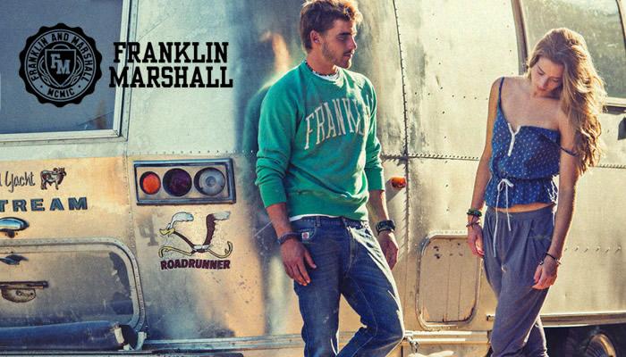 FRANKLIN&MARSHALL(フランクリンマーシャル)