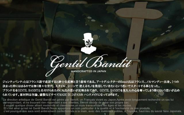 GENTIL BANDIT